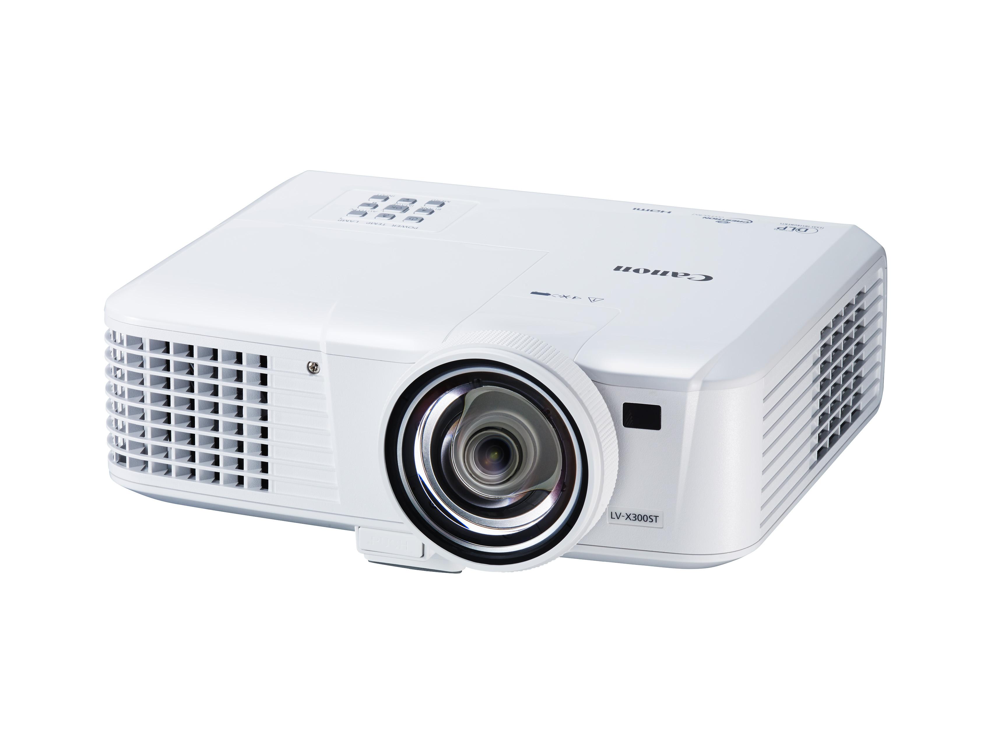 Canon Projektoren Lv X300st Xga Dlp Beamer Hitachi Cp X4041wn Wifi Projector Projektor
