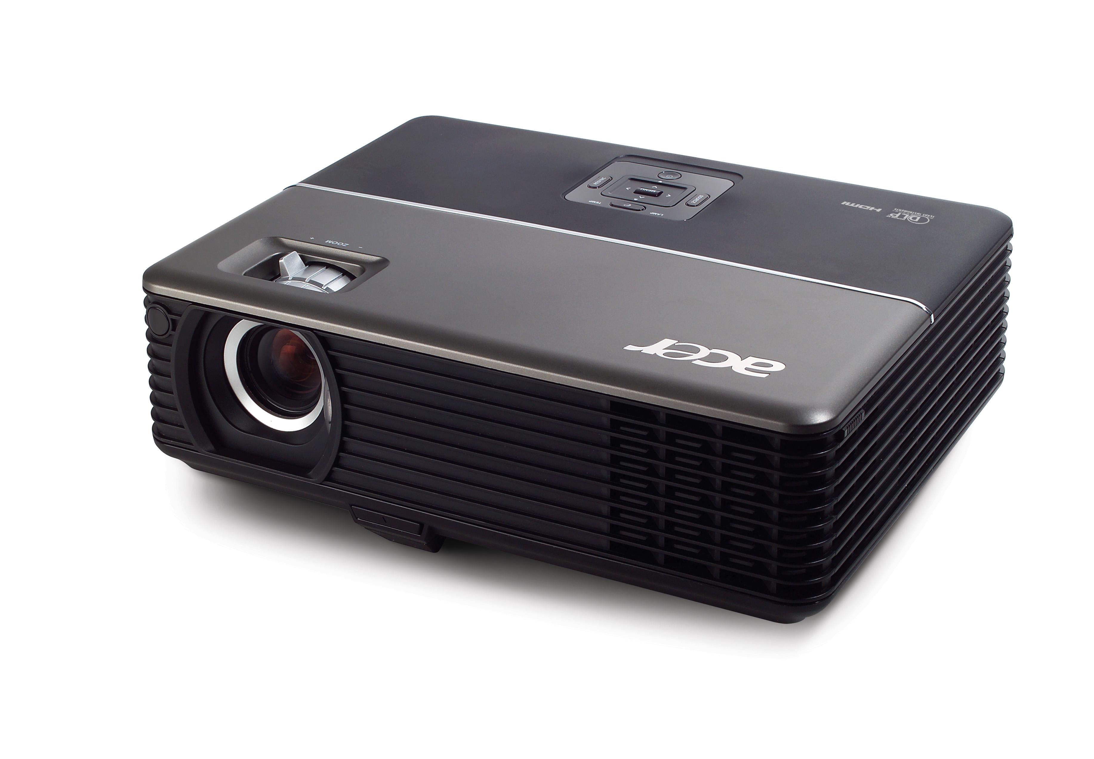 Acer Projektoren P5280 Xga Dlp Beamer Cus In116x Projektor