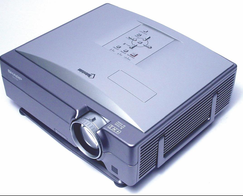 Sharp Projektoren: Sharp XG C330X XGA LCD Beamer